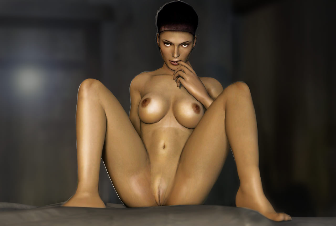 Half life 2 female npc naked nsfw clips